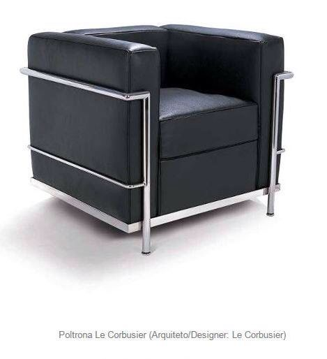 Poltrona Le Corbusier | [CHAIRS] | Pinterest