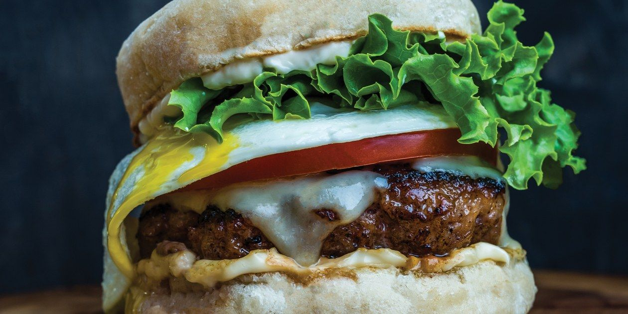 how to make egg patties for breakfast sandwiches