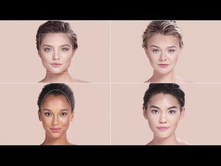Awe Inspiring Identify Your Face Shape To Contour Sephora Faceshape Hairstyles For Women Draintrainus