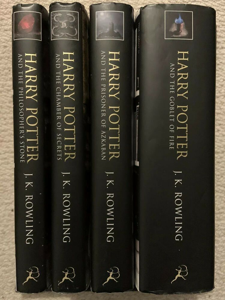 Details About Harry Potter The Philosopher S Stone Collection