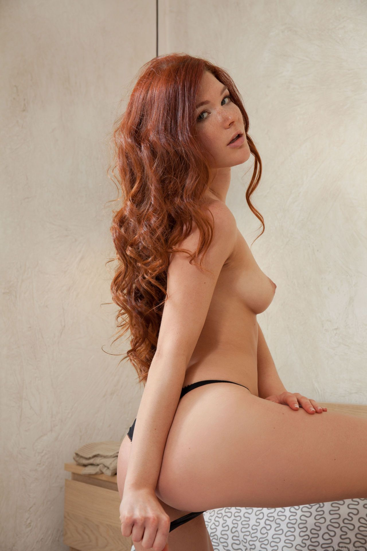 Beautiful red hair pussy