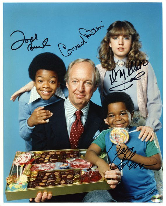 Different strokes  autograph reprint free shipping tv show also rh pinterest