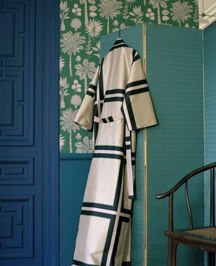 Les nouveaux accords de tissus à adopter Interiors, Classic
