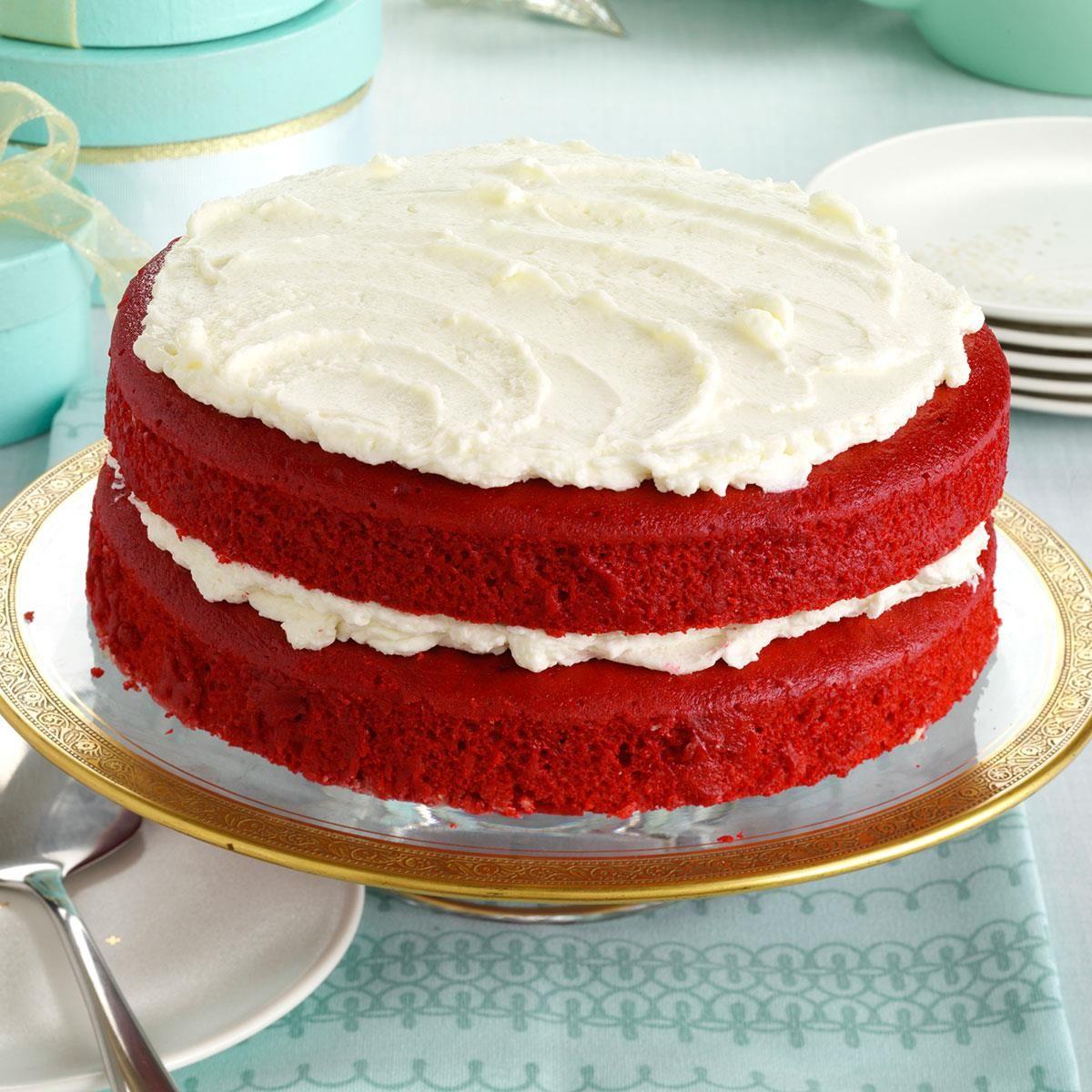 Makeover Red Velvet Cake Recipe Red Velvet Cake Recipe Velvet Cake Recipes Red Velvet Cake