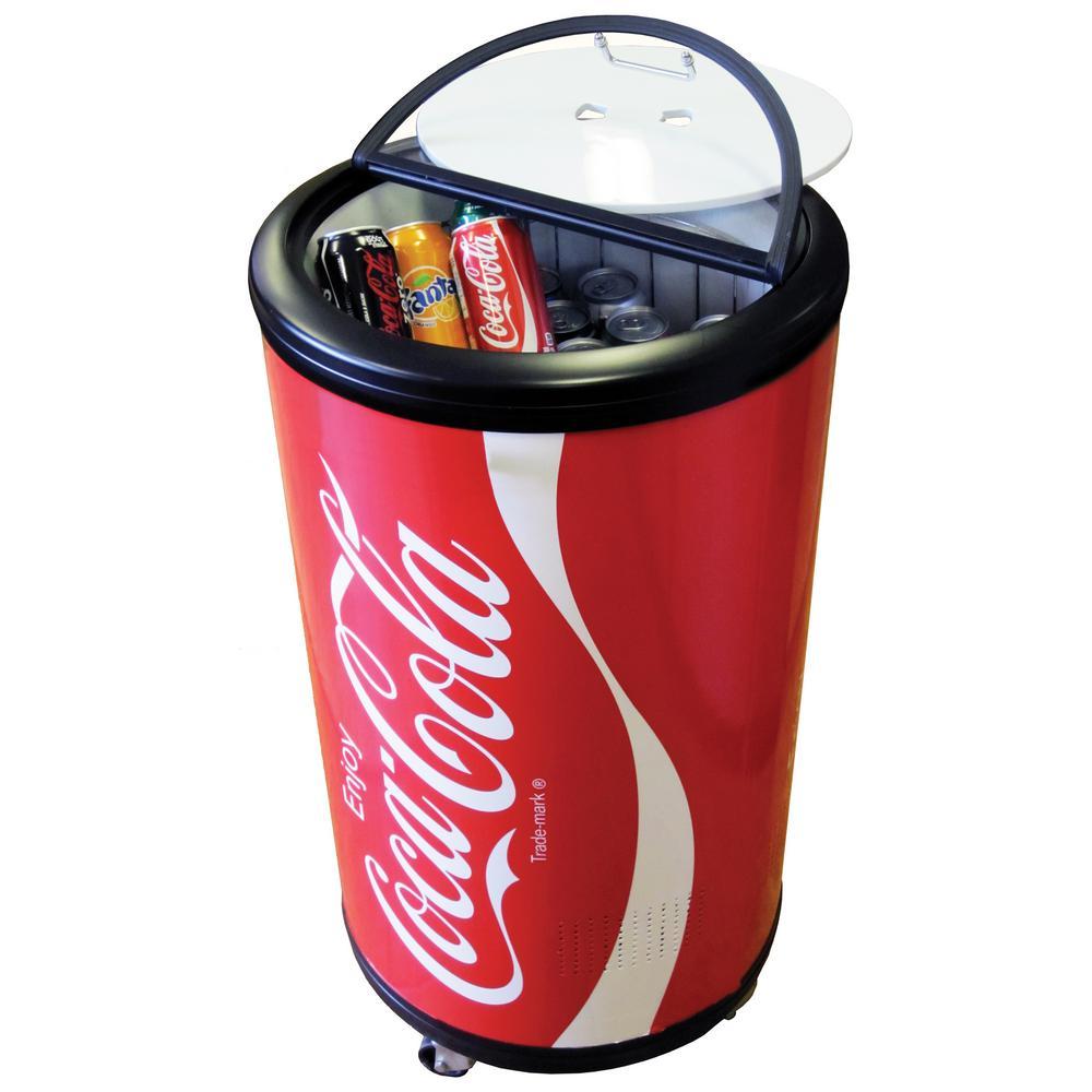 Coca cola 177 cu ft mini refrigerator in red coca cola and cola cola planetlyrics Choice Image