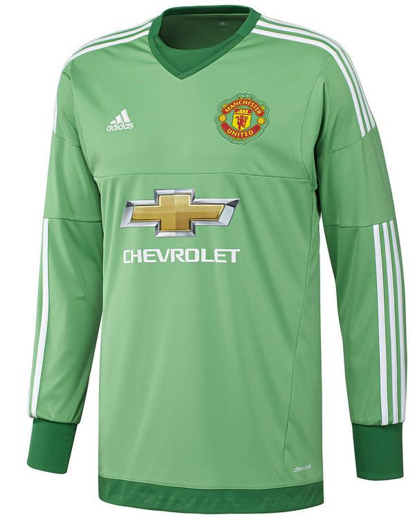 5aed79443e7 Manchester United Goalkeeper Jersey 15 16 | Sport Shirts ...