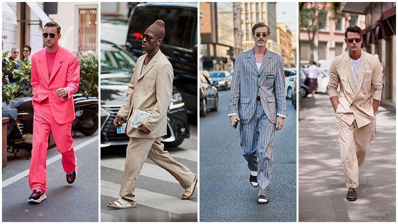 D&G Fashion S/S 19 | Young mens fashion, Menswear, Mens