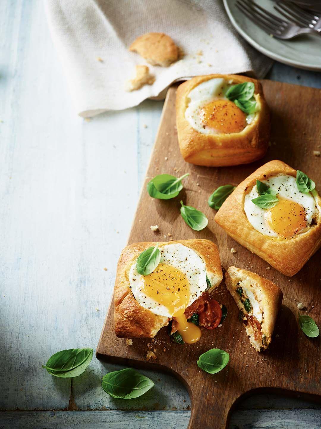 Brunch in bread | Recipe | Food, Uk recipes, Recipes