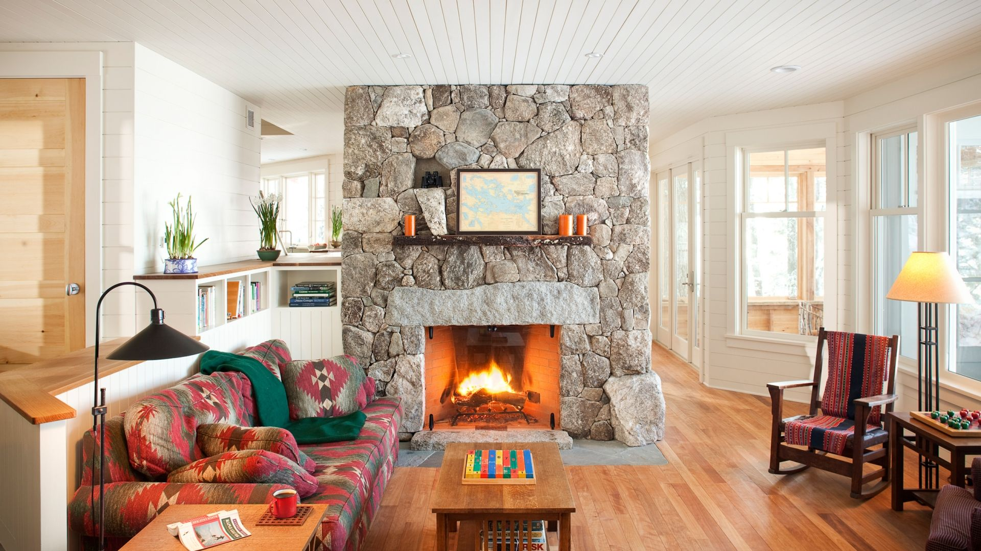 Camp Stew Wolfeboro New Hampshire Whitten Architects