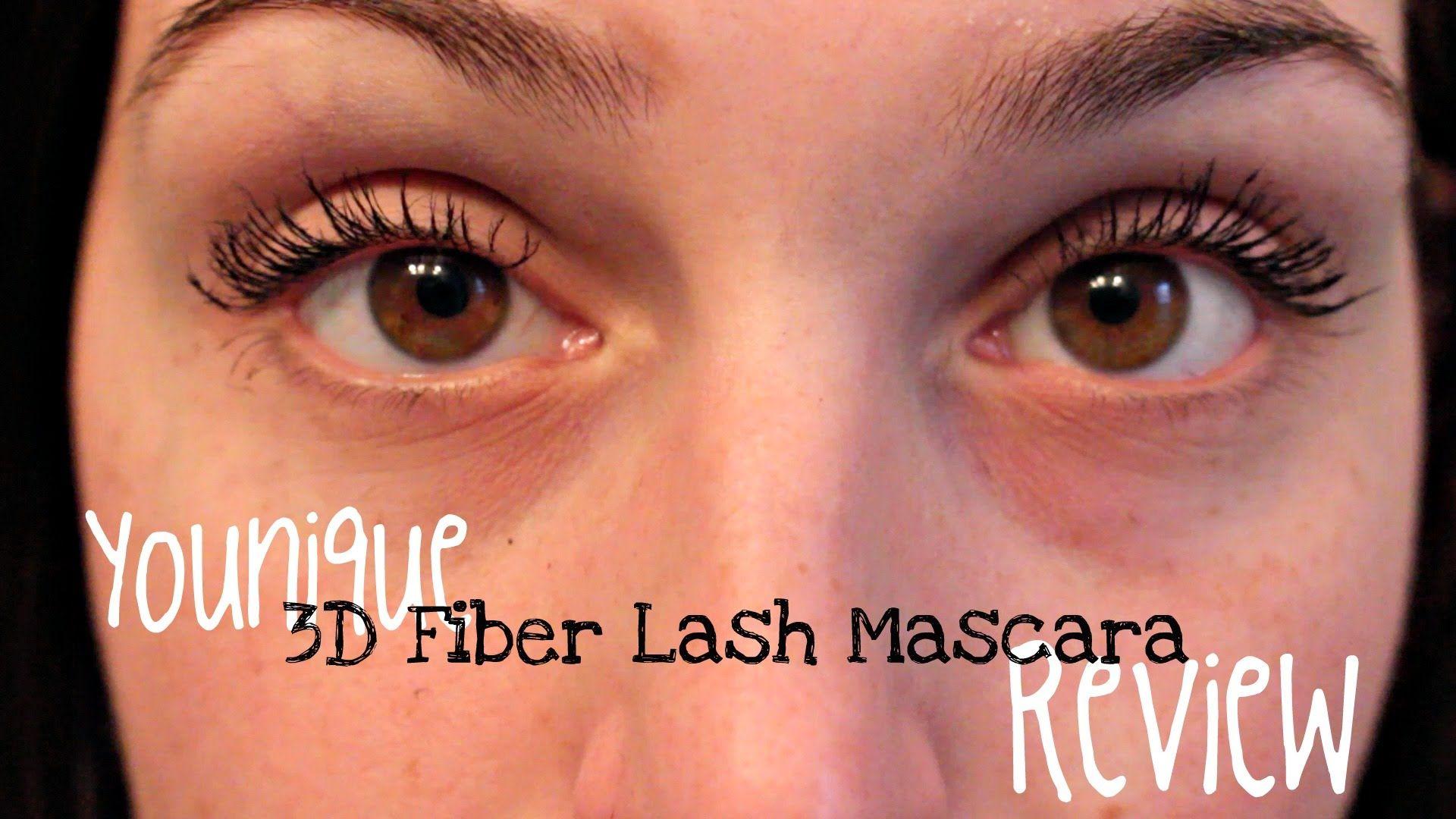 Review Younique Moodstruck 3D Fiber Lash Mascara
