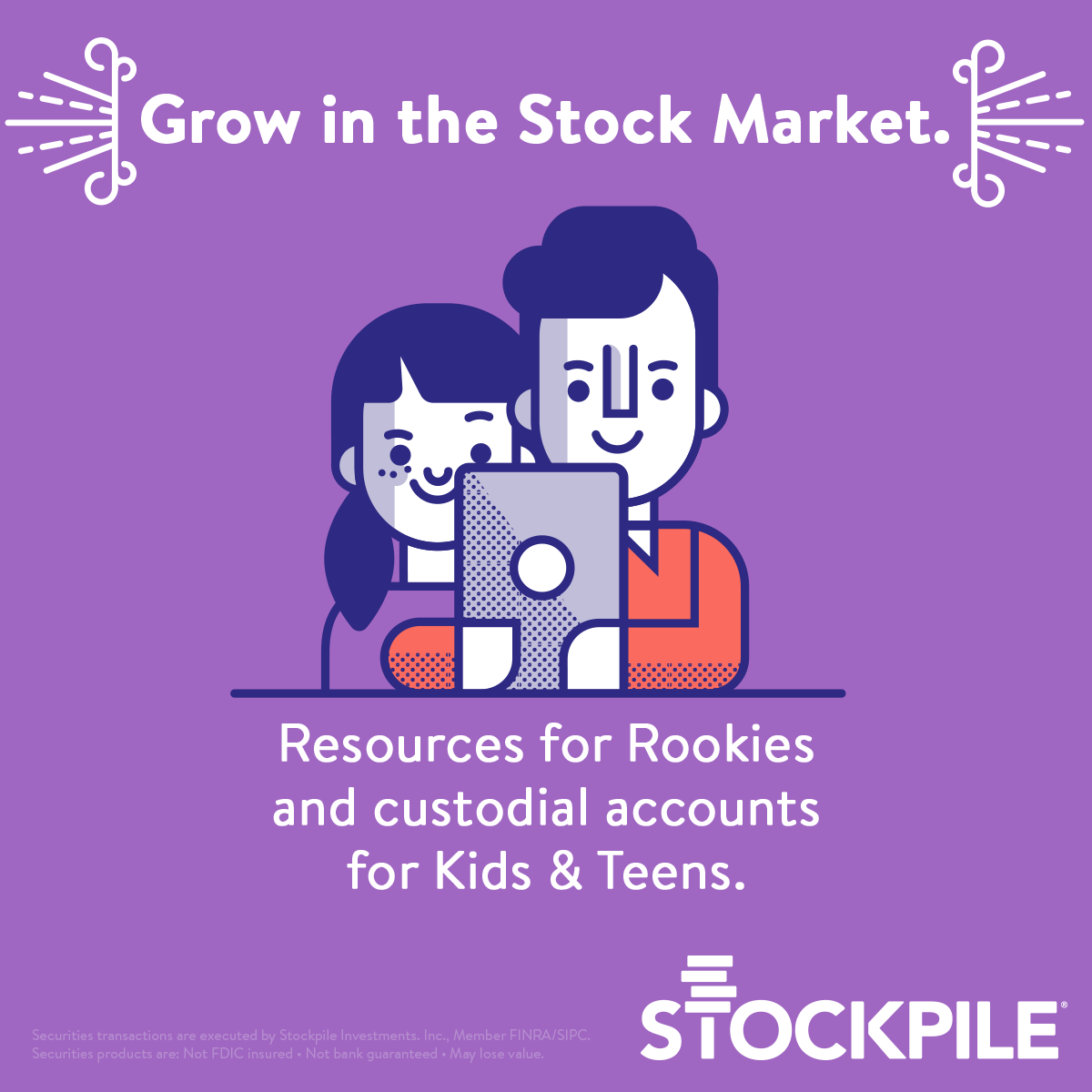 Investing In Stocks For Beginners Learn To Invest With Stockpile