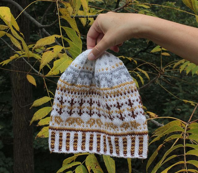 Autumn is Here pattern by Knitting For Breakfast
