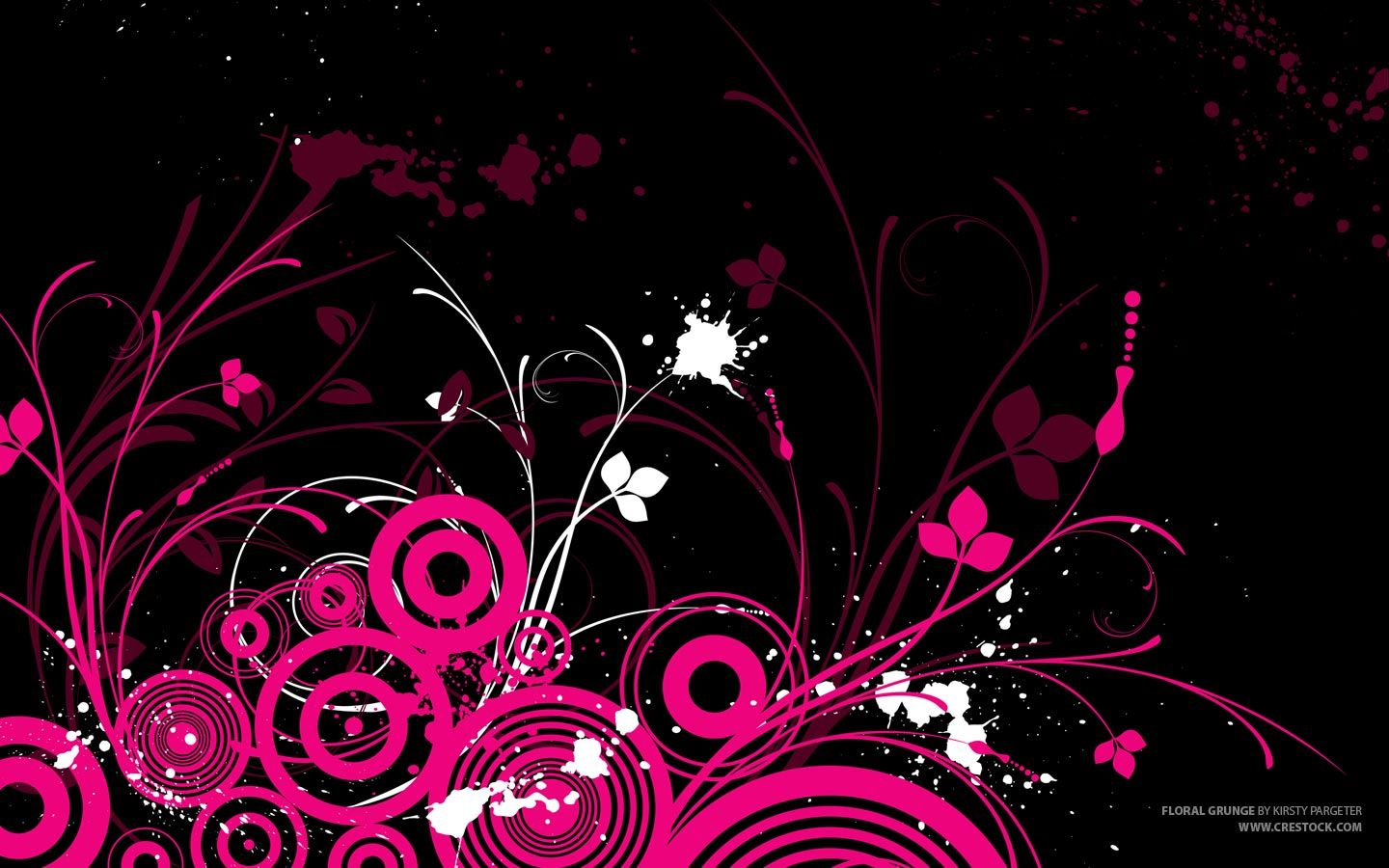 Pin By Ashley Larson On Pictures I Like Pink And Black Wallpaper Cool Background Designs Art Wallpaper