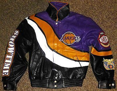 Jeff Hamilton Nba Los Angeles Lakers Italian Lambskin Jacket New Was 1799 Men S Coats Jackets Jackets Coats Jackets
