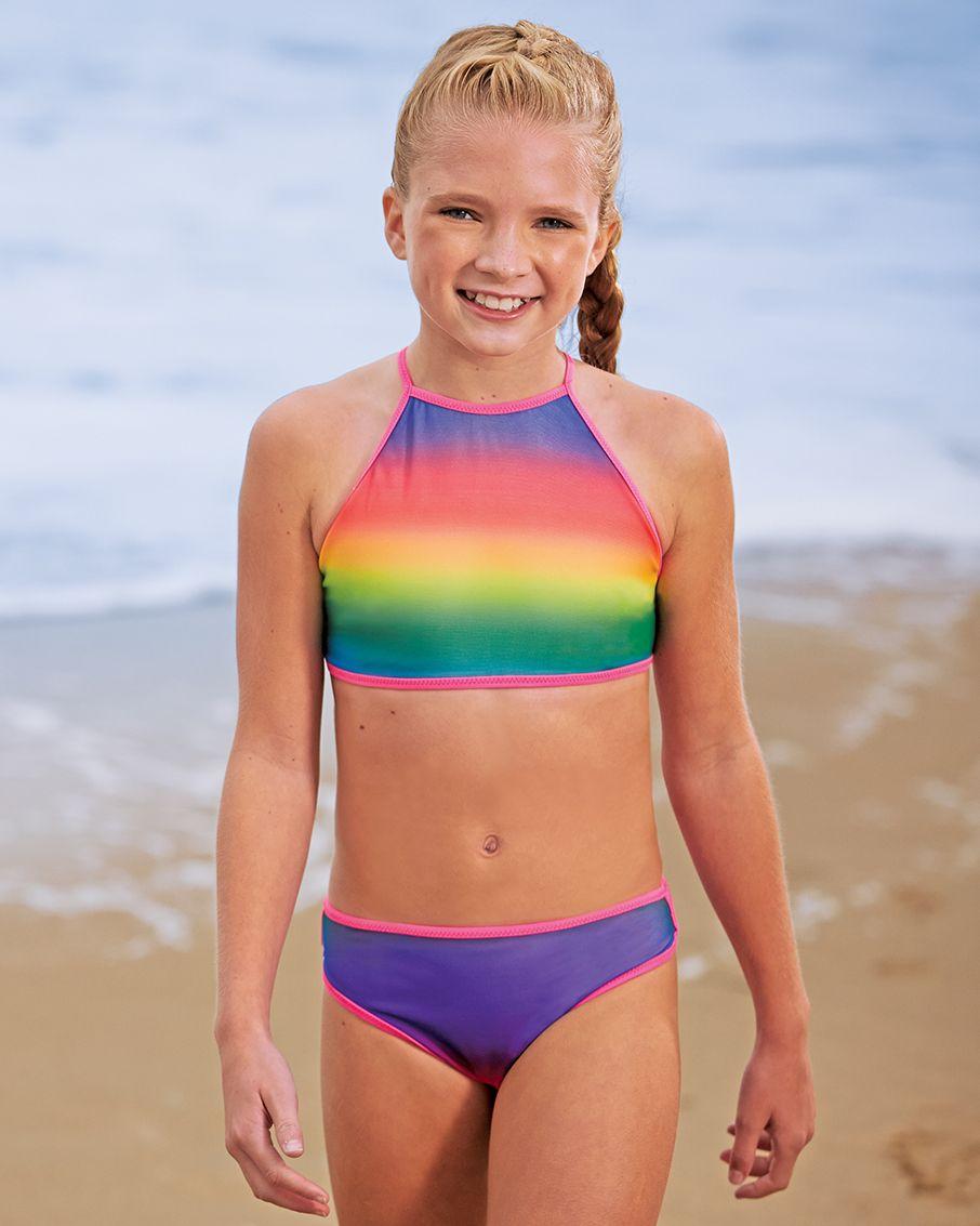 38e4879eea From CWDkids: Rainbow 2-PC Swim Suit | Swimsuits & Beachwear for ...