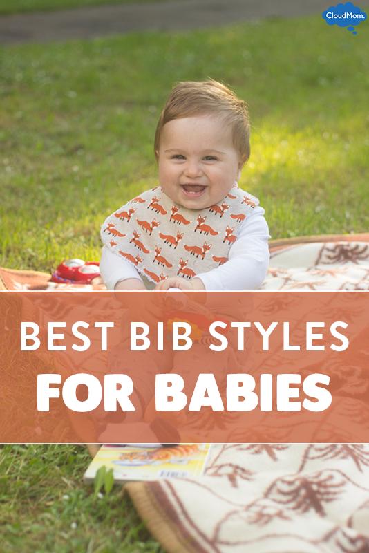 Best Bib Styles for Babies #bibsforbaby