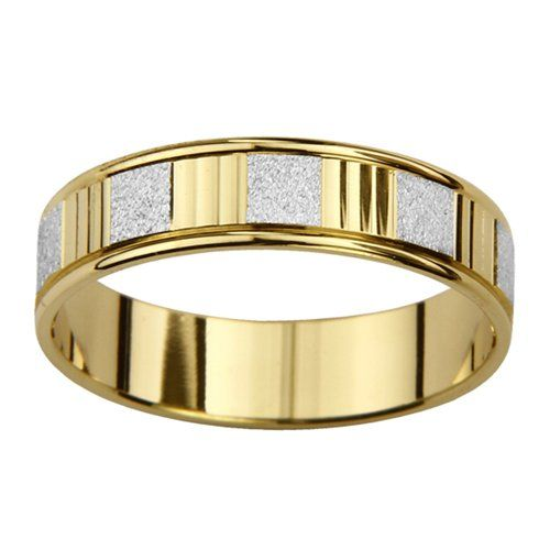 24 Carat Gold Wedding Ring For Men