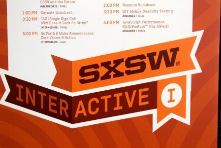 Not at SXSW? Bite into these tech-focused presentations instead