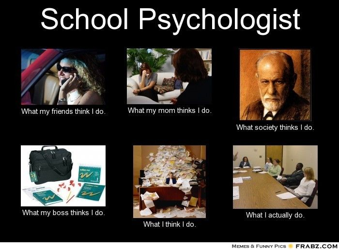 What is the difference between a school psychologist and a behavior anaylst?