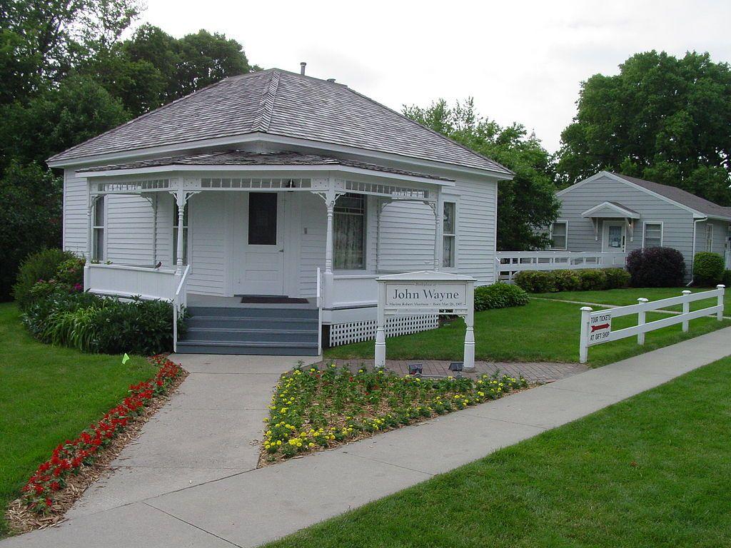 JohnWayneBirthplace - Winterset, Iowa - Wikipedia, the free encyclopedia