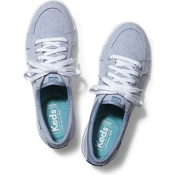 fe578e306 Keds VOLLIE SPRING ( 50) ❤ liked on Polyvore featuring shoes ...
