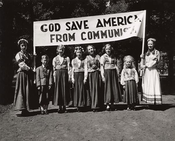 anti communism in the 1950s Improve your students' reading comprehension with readworks access thousands of high-quality, free k-12 articles, and create online assignments with them for your.