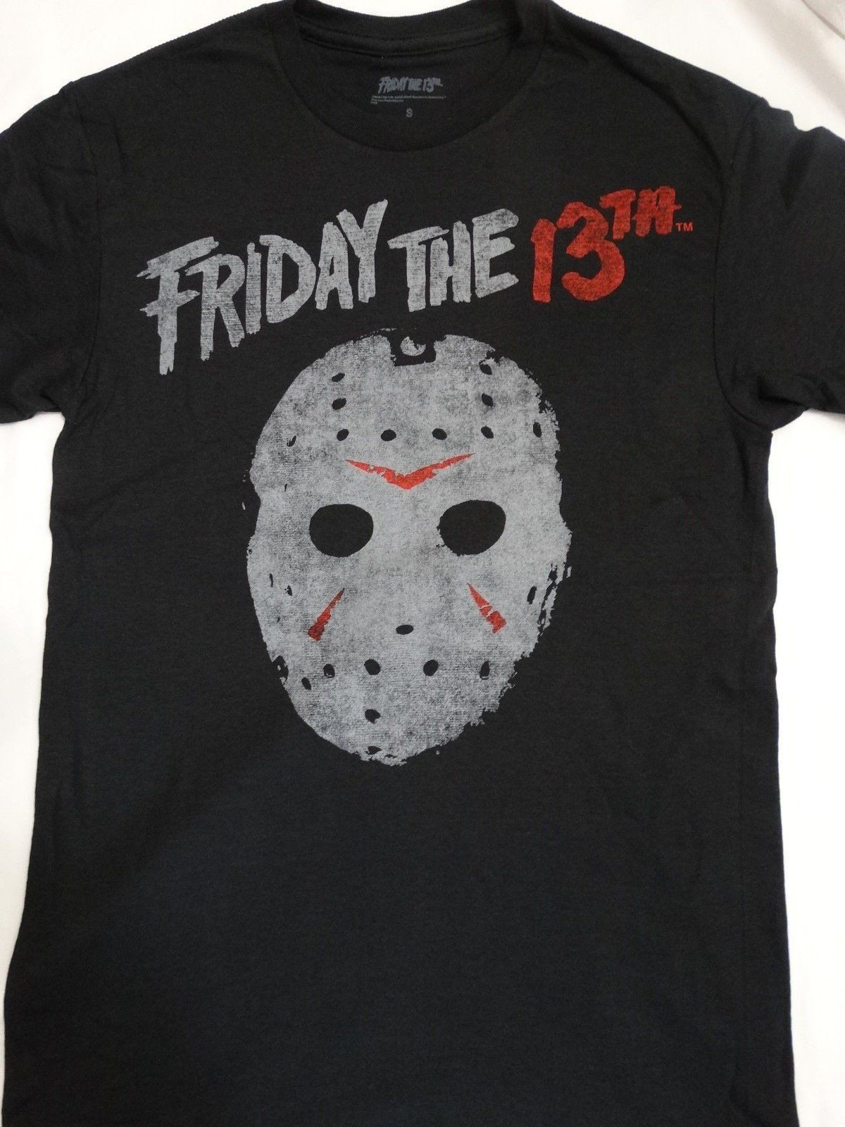 Licensed Adult Friday The 13Th Jason Voorhees Horror Movie Mask /& Jersey