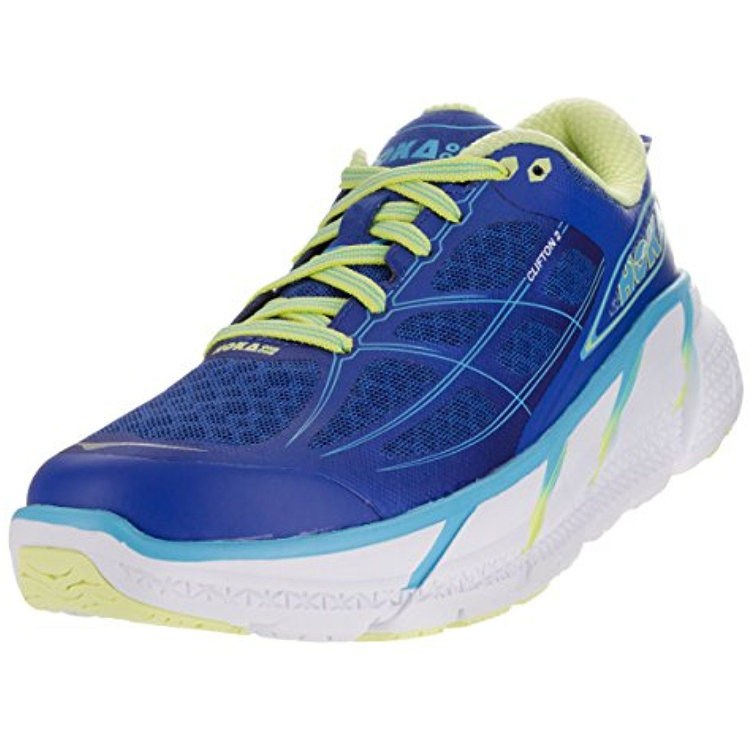 One Clifton 2 Womens Running Shoe Continue To The Product At The Image Link This Is An Affiliate L Running Shoes Athletic Shoes Outfit Hoka One One Woman