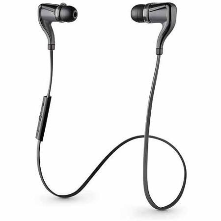 Plantronics Backbeat Go 2 In Ear Bluetooth Wireless Stereo Earbuds Walmart Com Bluetooth In Ear Headphones Bluetooth Stereo Headset Wireless Earbuds