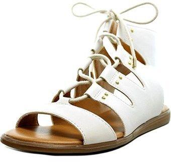 Tommy Hilfiger Women's Beautie, White, Size 8.5