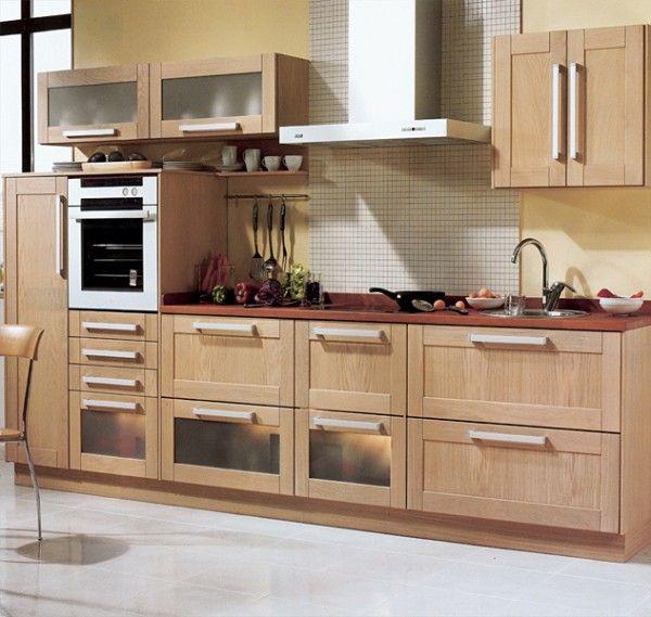 muebles de cocina cocina Pinterest Muebles de cocina, Cocinas - muebles para cocina de madera