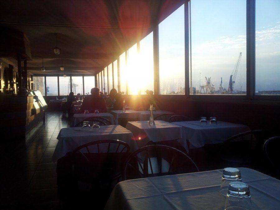 tramonto ristorante la terrazza ancona #ancona #terrazzaancona ...