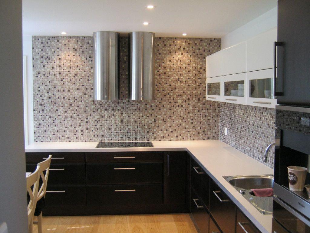 Kjøkkenfliser mosaikk