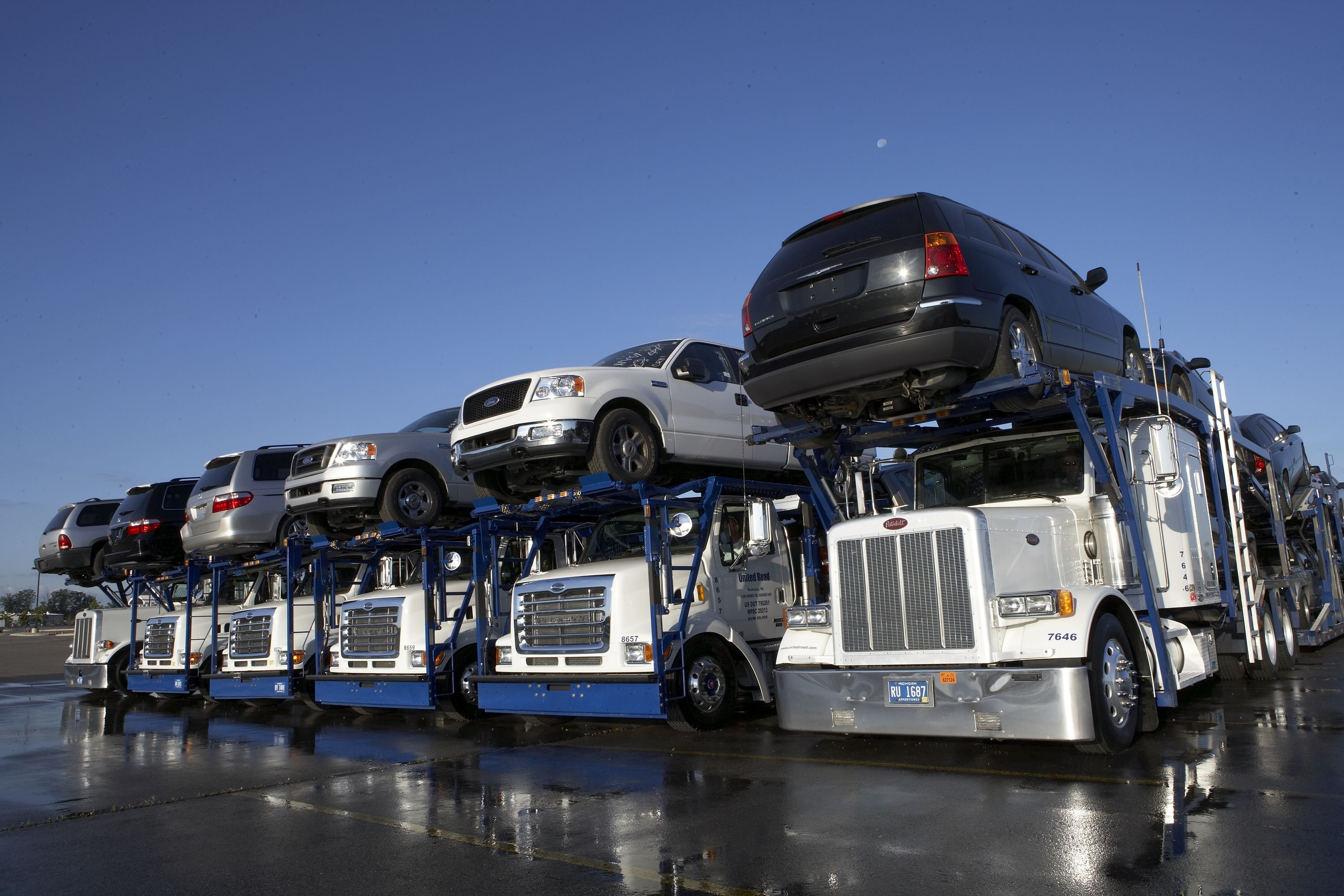Easyhaul Is A Leading Car Transport And Shipping Company