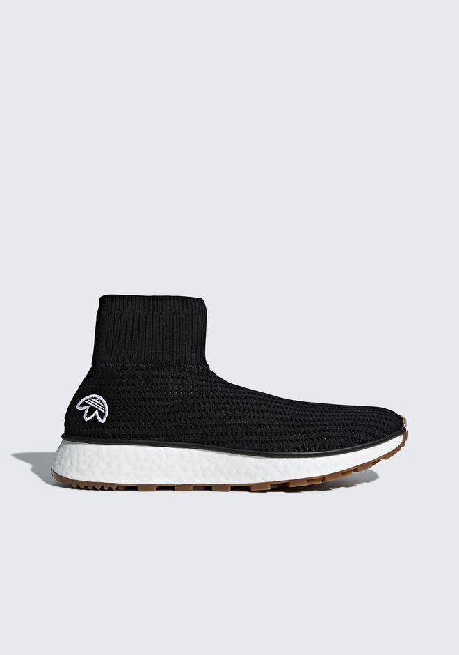 3401ee97994 Alexander Wang Adidas Originals By Aw Run Clean Shoes - Black 12.5