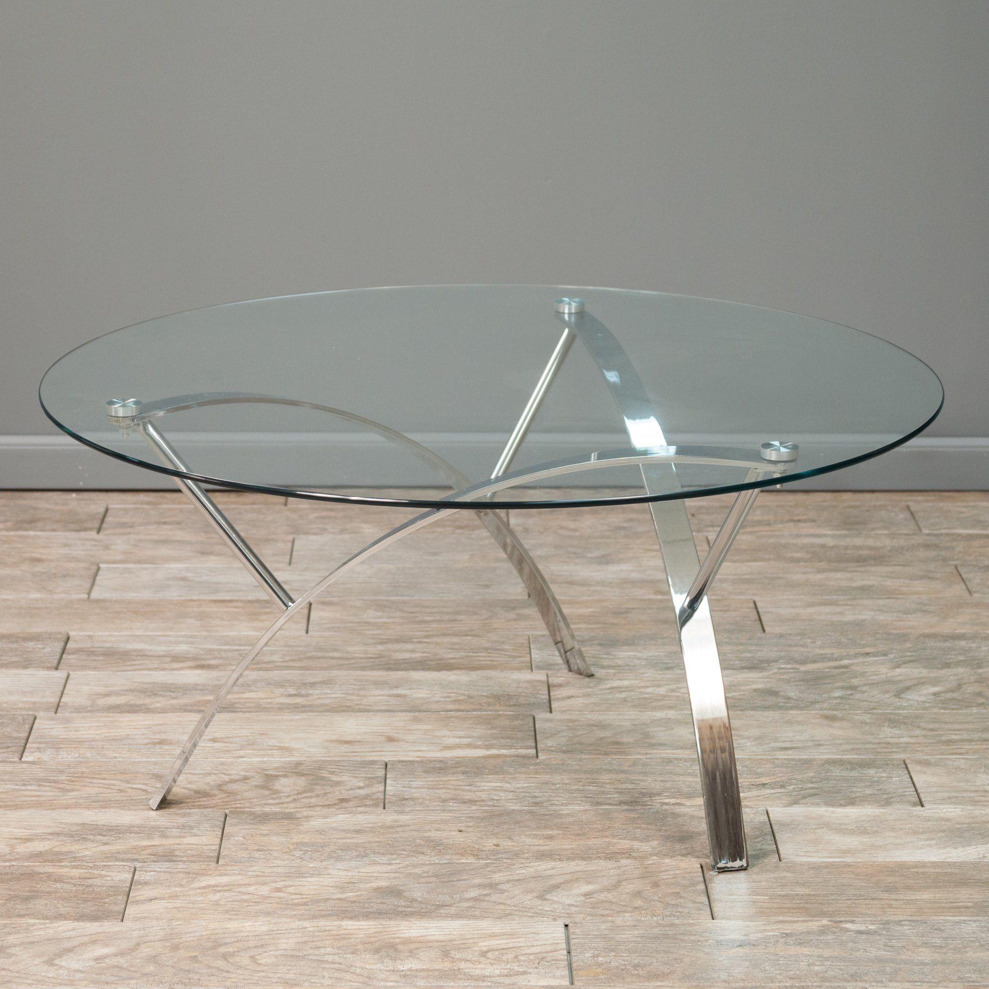 Skokie Coffee Table Walmart Com Coffee Table Round Glass Coffee Table Glass Top Coffee Table [ 2000 x 2000 Pixel ]