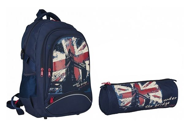Plecak Under The Bridge Sprawdz Na Www Supermisio Pl Backtoschool Supermisiopl Gym Bag Bags Back To School
