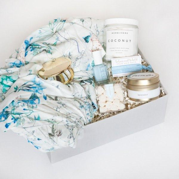 Bridesmaid Gifts Bridesmaid Gift Box Luxury Floral Bridesmaid