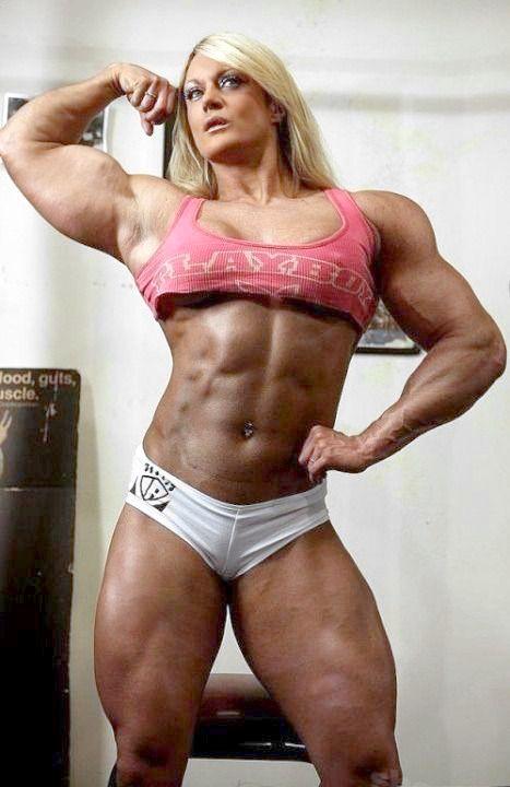 Lisa cross lisa cross pinterest lisa muscles and - Lisa cross fbb ...