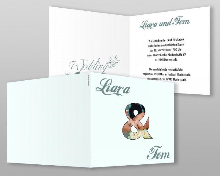 #Einladungskarte #Wedding #liebe #hochzeit #forever