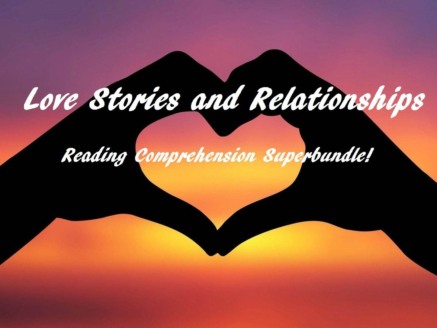 Reading Comprehension Texts Worksheets On Love