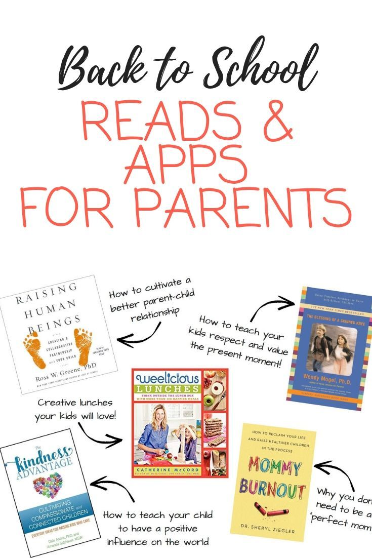 Brianne's Bookshelf Back To School Edition Parenting