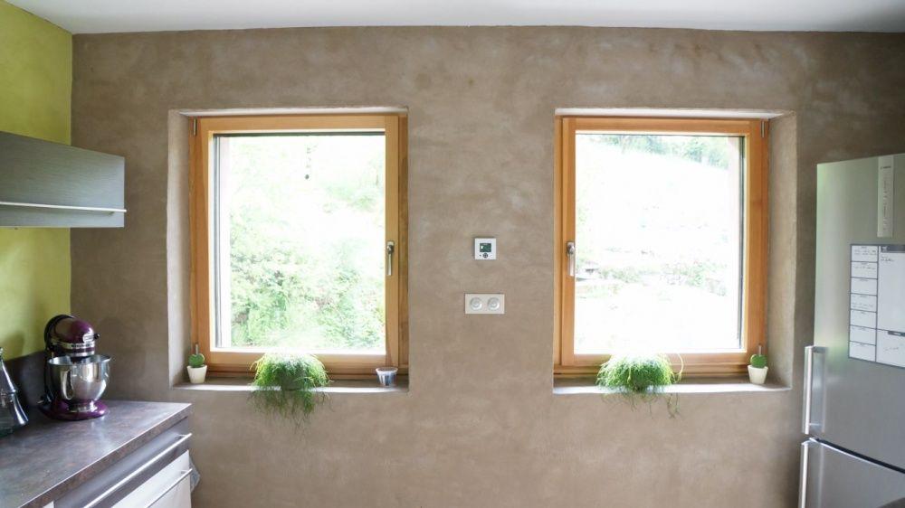 chaux michel boehm vos r alisations cuisine pinterest chanvre deco mur et mur. Black Bedroom Furniture Sets. Home Design Ideas