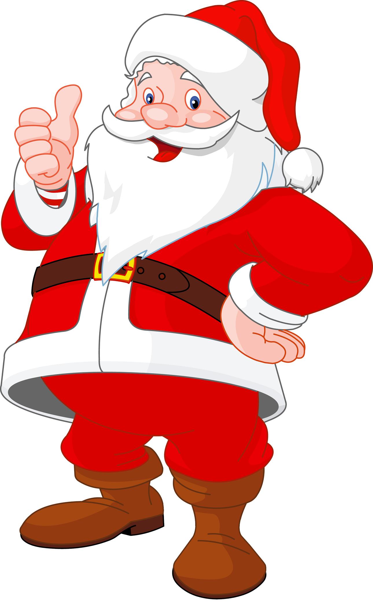 Santa Claus Clip Art Christmas Time Pinterest P Re