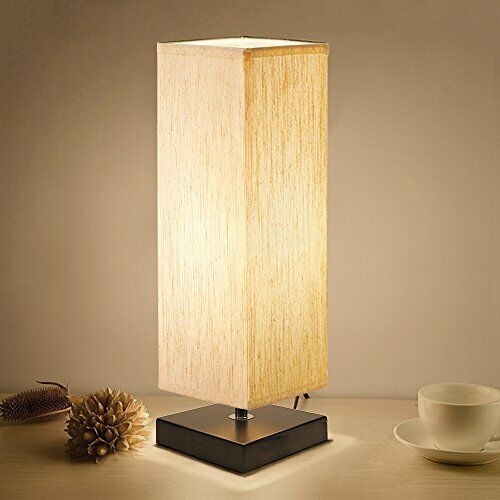 Table Lamp Aooshine Minimalist Solid Wood 4 1 4 1 13 2inch Square 227510319938 Ebay In 2020 Bedside Table Lamps Table Lamp Wood Lamps Living Room