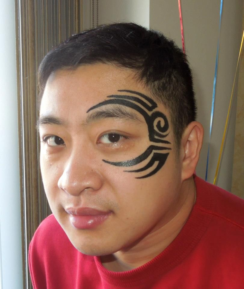 17 Tribal Face Paint Ideas Tribal Face Paints Tribal Face Face Painting