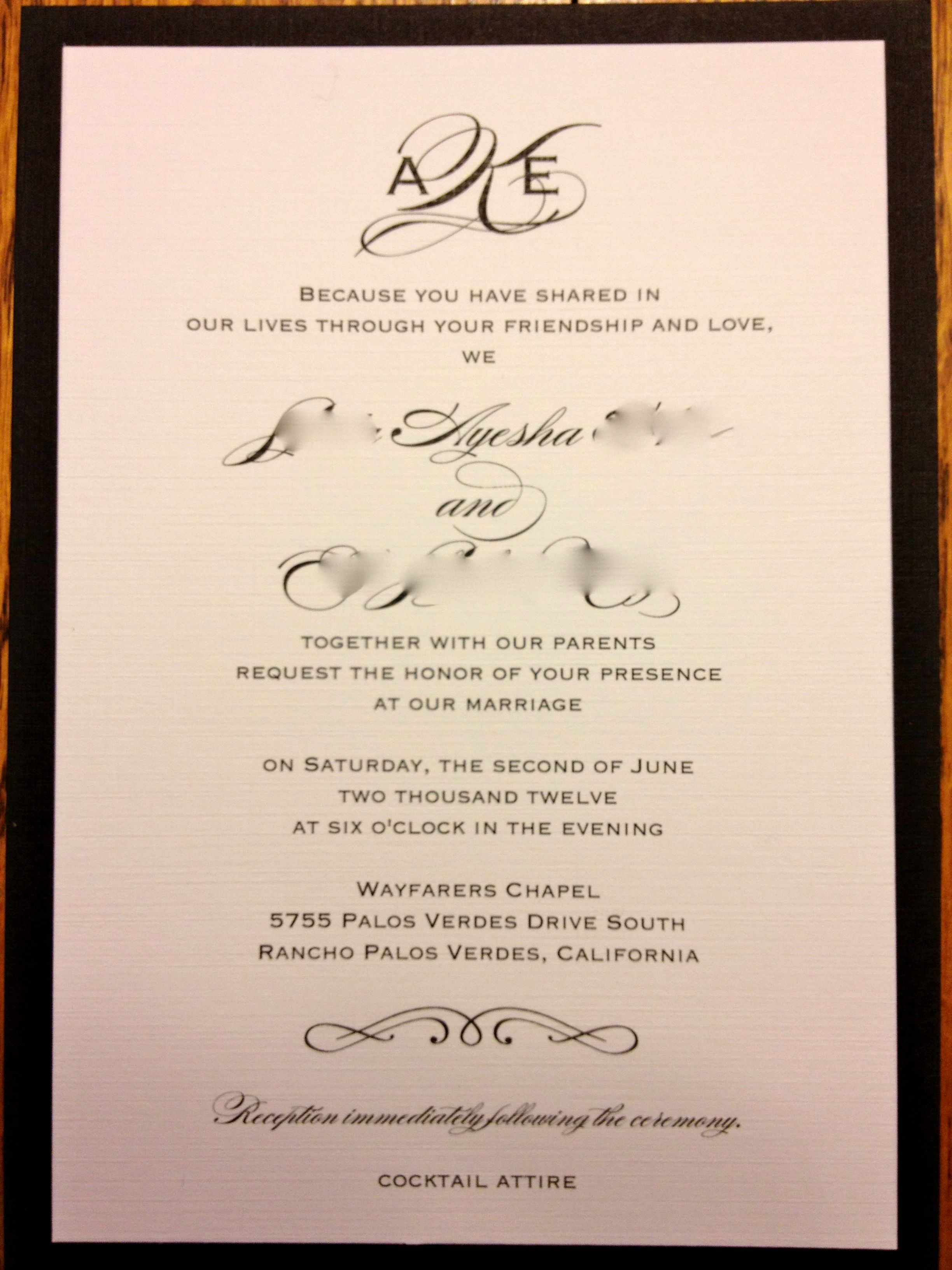 wedding invitation message- Top Wedding Invitation Message Guide ...