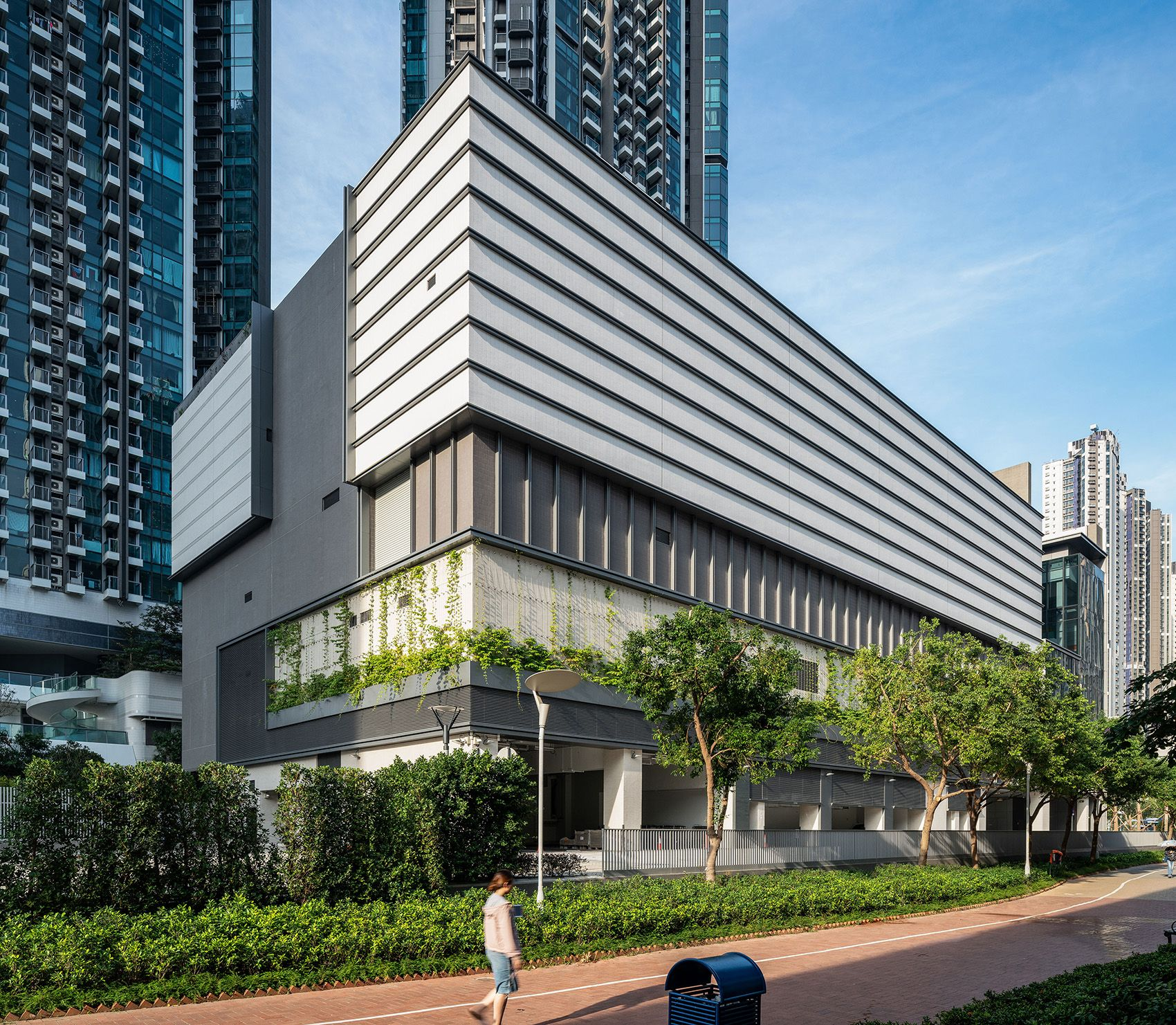 Tsuen Wan Sports Centre By Lwk Partners A New Home For
