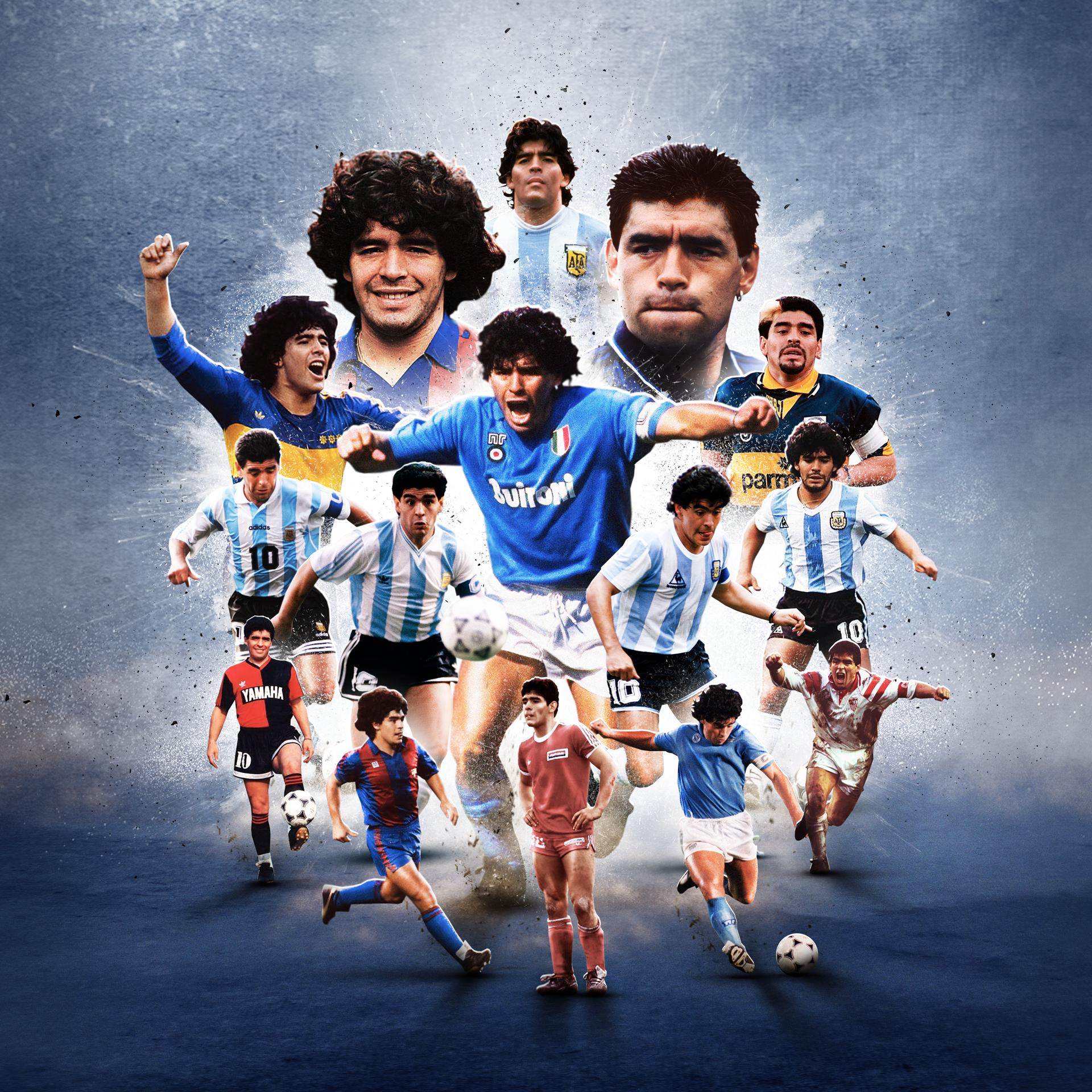 MARADONA COLLAGE | Fotos de fútbol, Arquero de futbol, Diego maradona