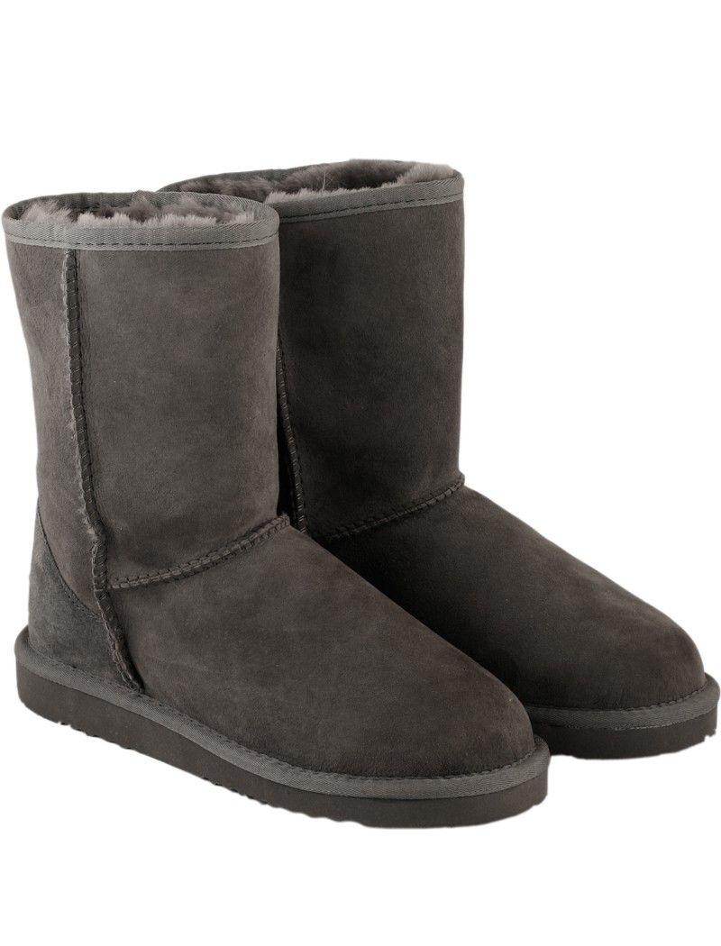 2c5fd53ffe1 UGGYS Classic Midi Ugg Boots | The Walk | Ugg boots, Shoe boots, Ugg ...